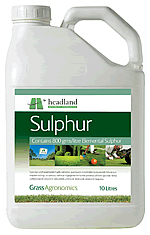 Headland Sulphur 80%S       (10lt)