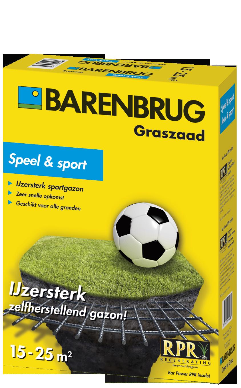 Barenbrug Speel & Sport