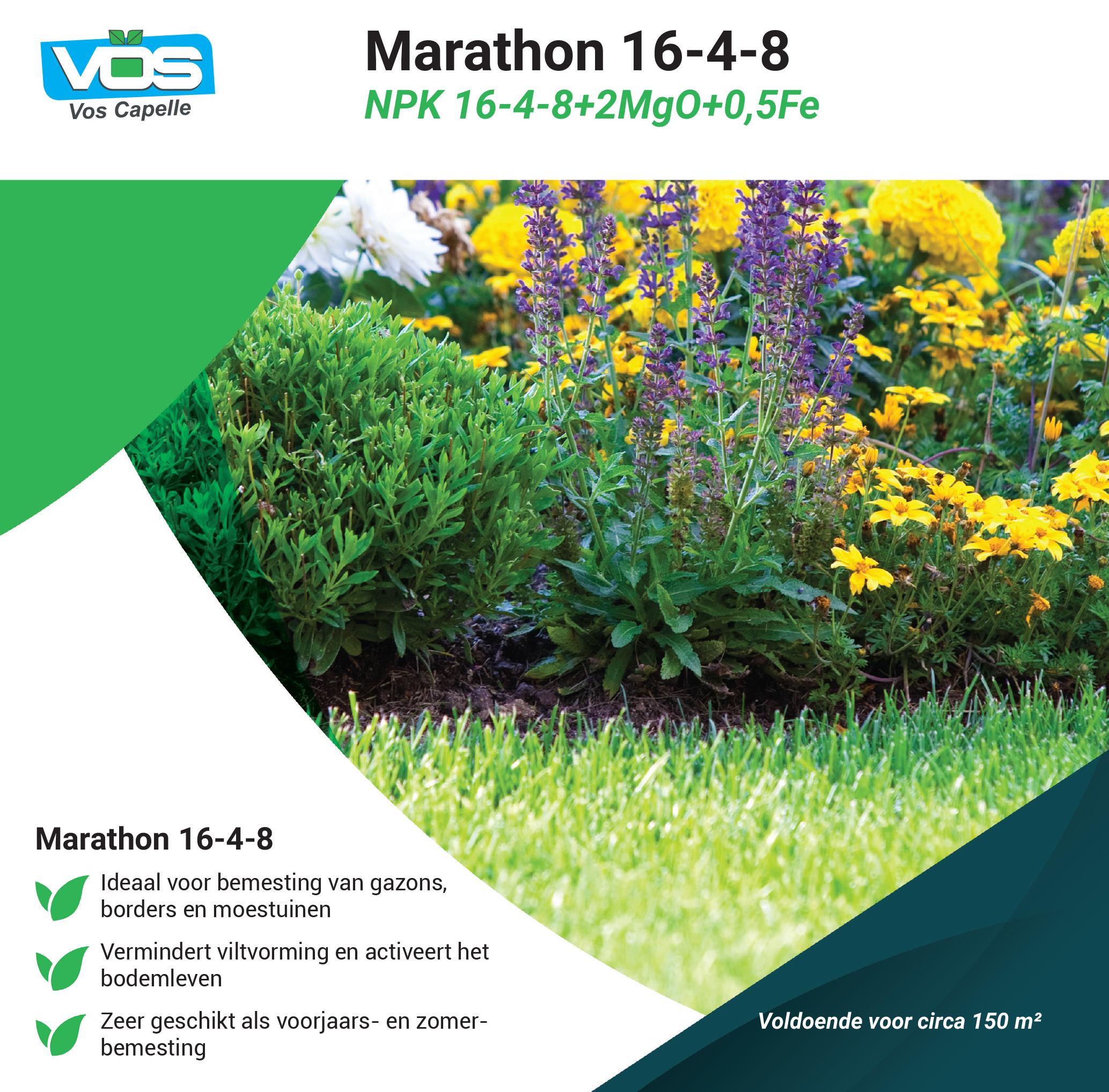 Marathon 16-4-8 (emmer)