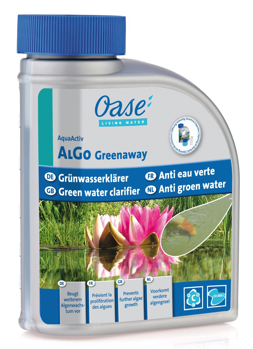 AlGo Greenaway algenbestrijder