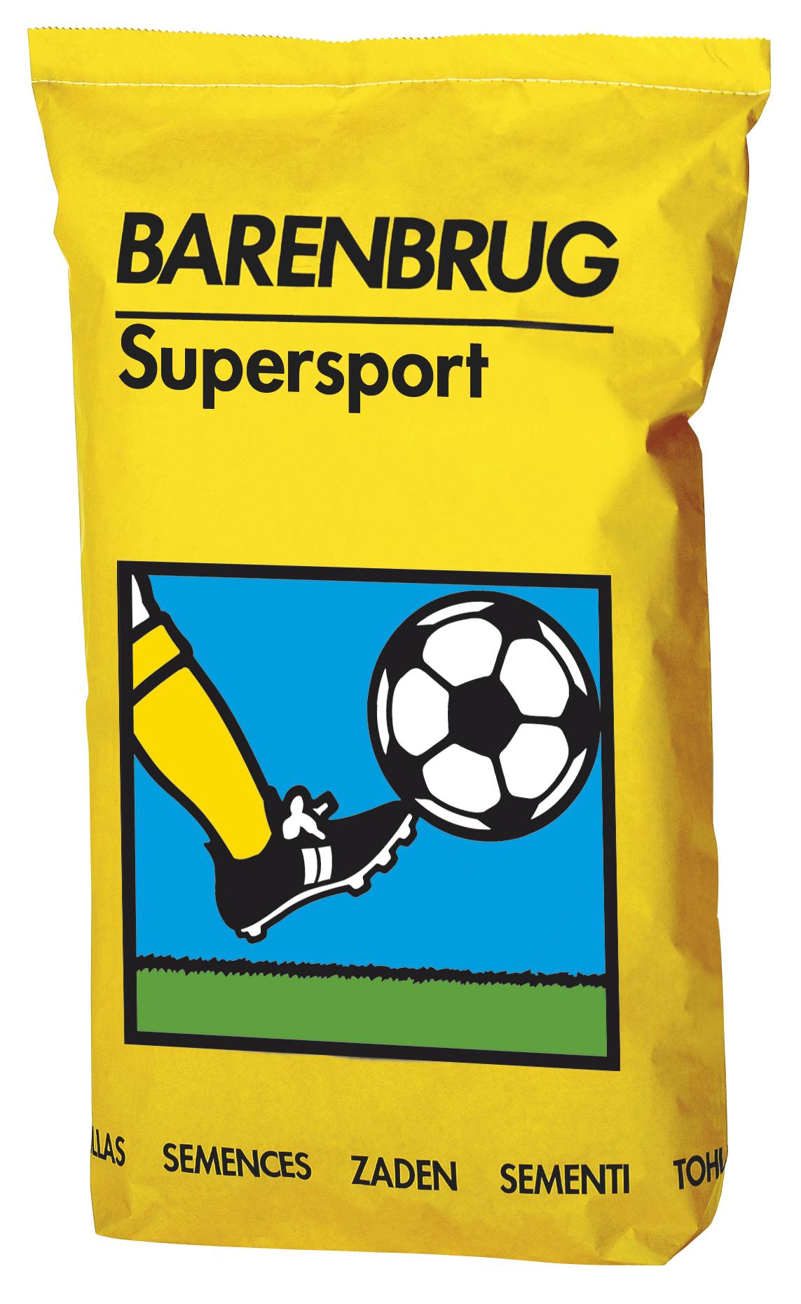 Barenbrug SV8 Supersport