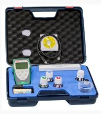 XS PH meter PH 7 compl. kit grond