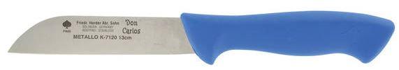 Koolmes RVS blauw 13cm K-7120