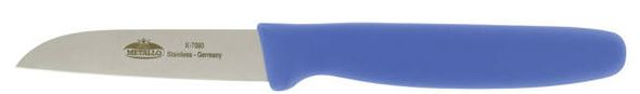 Schilmesje recht blauw K7080