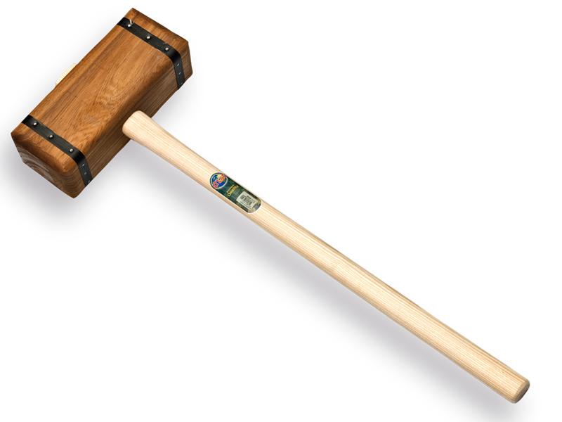 Sleg hout vierkant recht