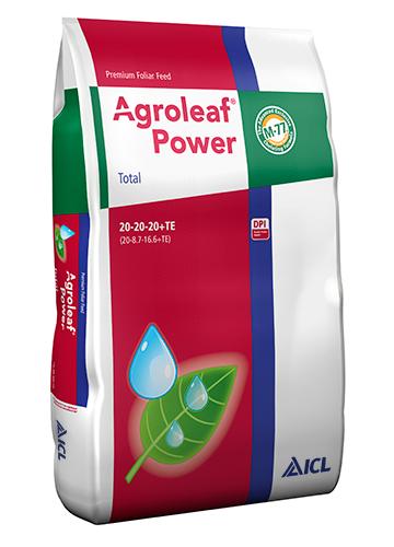 Agroleaf Power 20-20-20  (15kg)