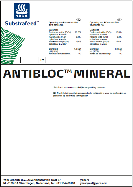 Anti-bloc - 1
