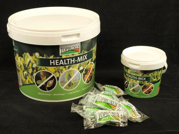 Top Buxus Health