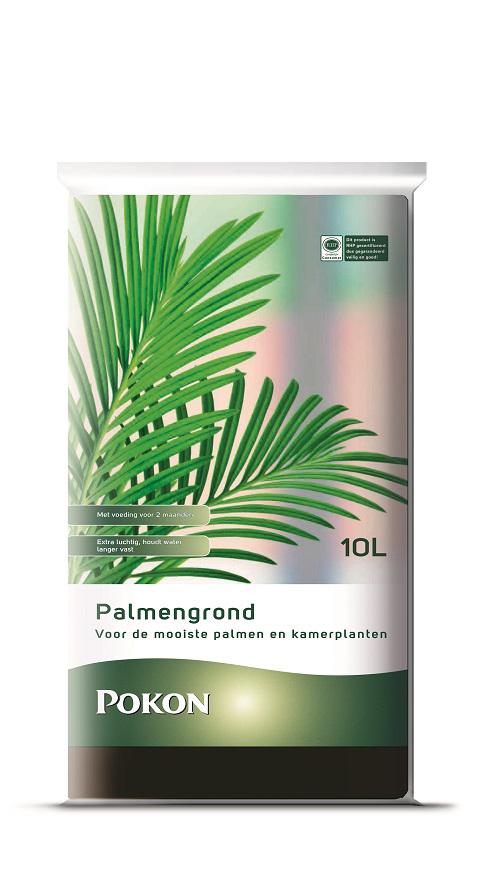 Pokon Palmengrond       (10lt)
