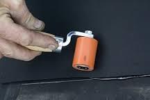 Ecolan aandrukroller 40mm