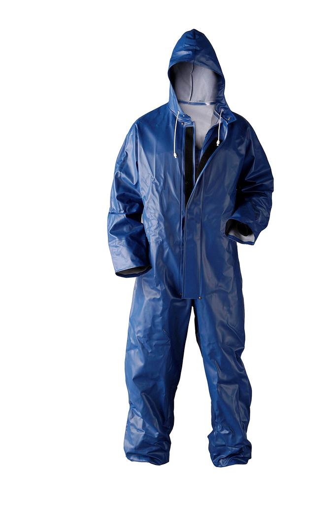 Dolfing reinigingsoverall blauw 3XL