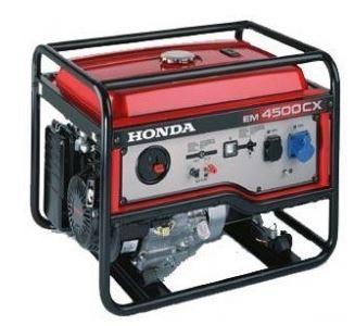 Generator Honda EM 4500cxs