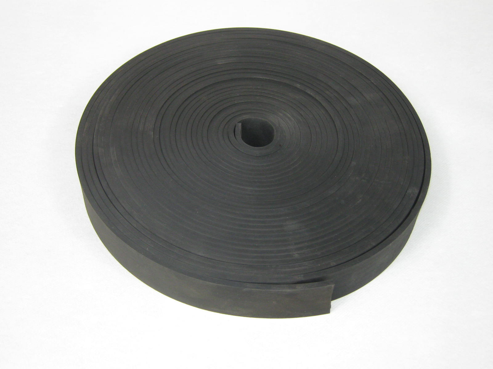 Rubber boomband HV 15mtx5cm