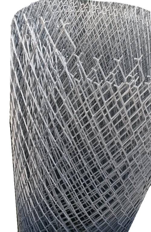 Boomkorf strekmetaal verzinkt