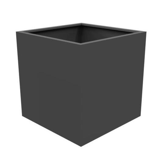 Boombak aluminium vierkant