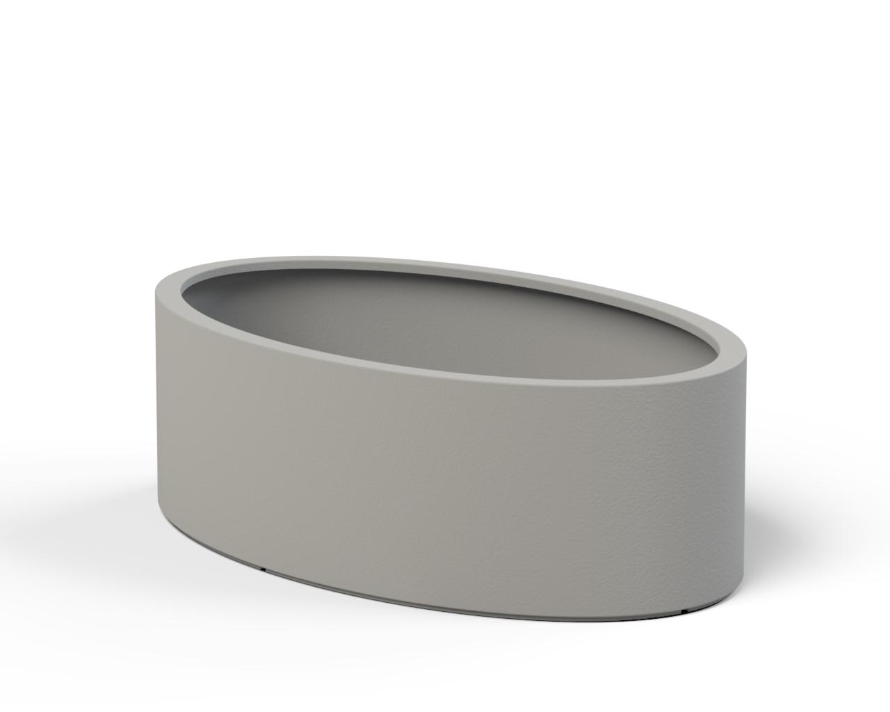 Boombak aluminium ovaal