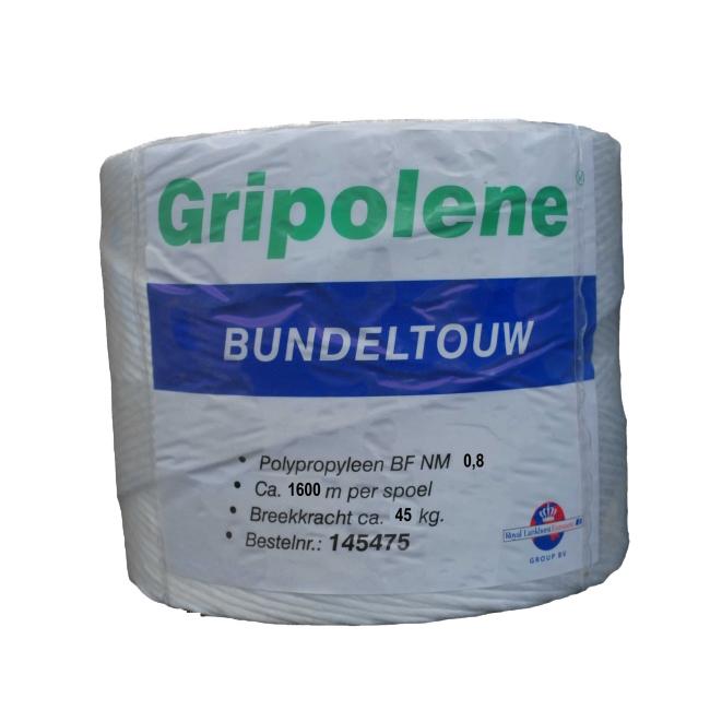 Bundeltouw grip.