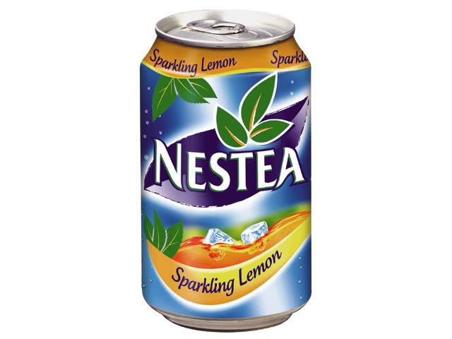 Nestea Icetea  24 blikjes/tray